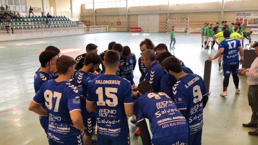 El Gaes Málaga no suelta el pie del acelerador(24-30)