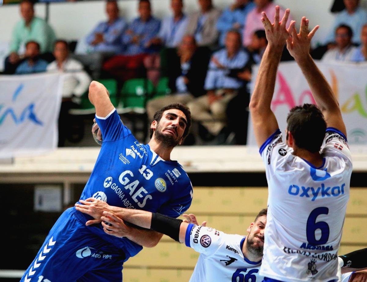 El Gaes Málaga asciende a División de Honor Plata en un fin de semana de infarto (24-18)