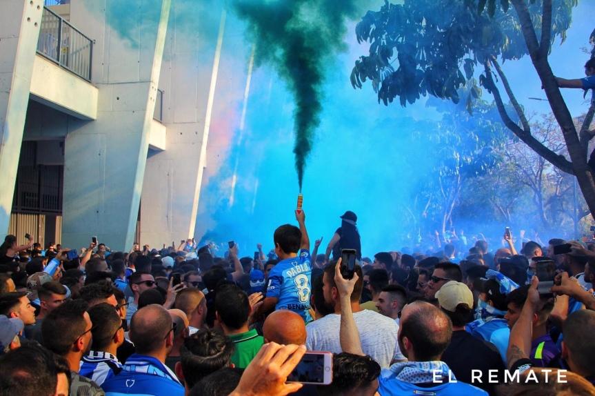 El calendario del Málaga para la 2019/2020: abre LaLiga 123 en El Sardinero y la cierra enAlmería