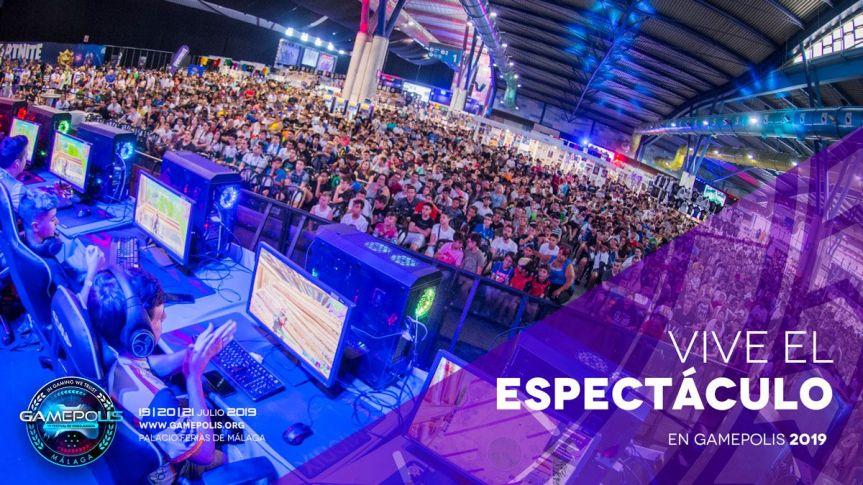 """Gamepolis vuelve a citar a los """"gamers"""" de todaEspaña"""