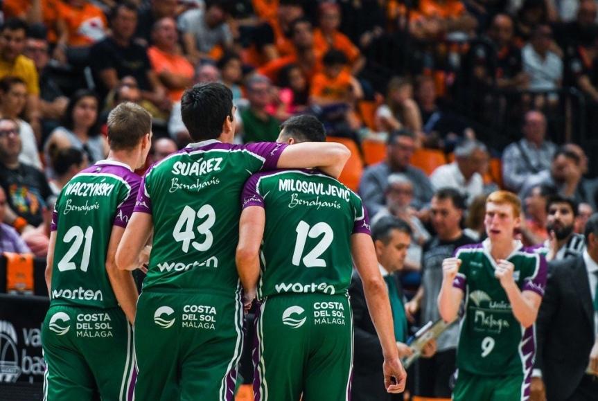 """El """"factor Milosavljevic"""" coloca a Unicaja a una victoria de semifinales(78-85)"""