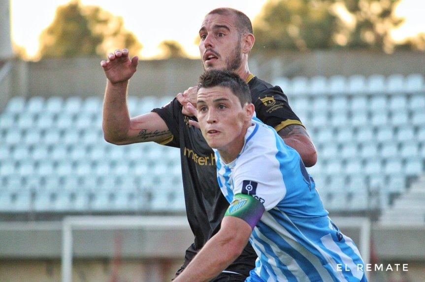 El empate entre el Algeciras CF y Málaga CF enimágenes