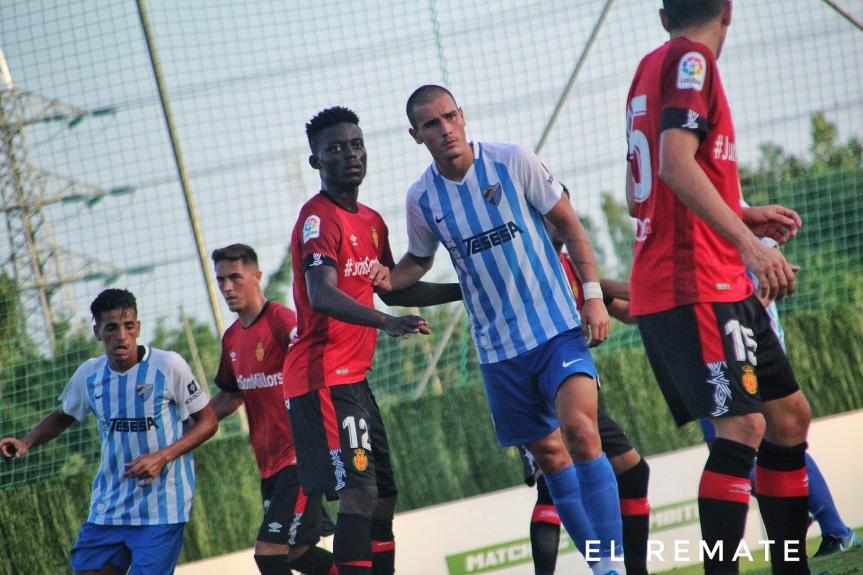 Los 18 convocados para el Málaga – LasPalmas