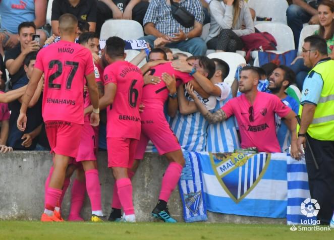 Los tres puntos se quedan en Málaga: Competición archiva la denuncia delRacing