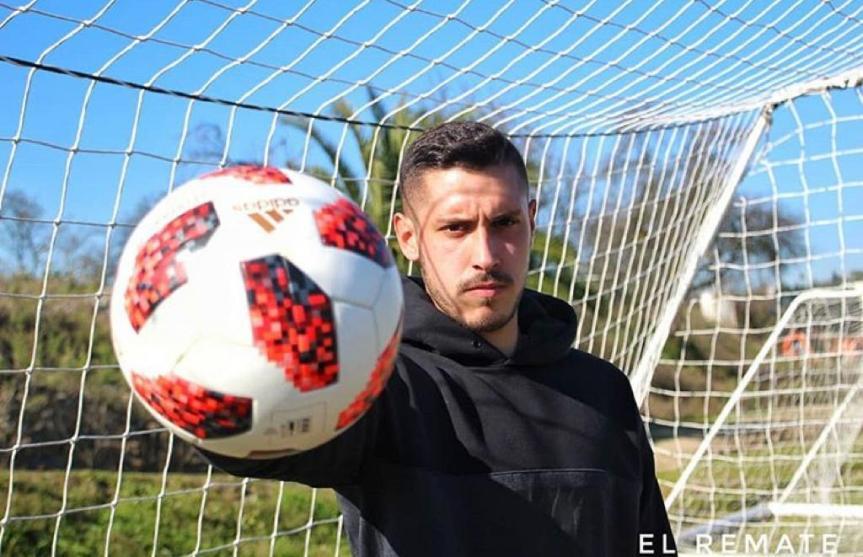 Samu Casado jugará en elAlcorcón