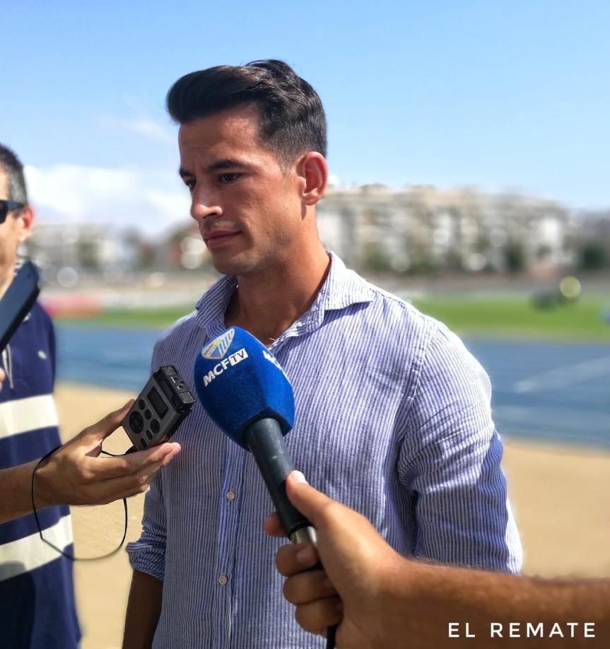 OFICIAL: Luis Hernández amplía su vinculación con el Málaga hasta2024