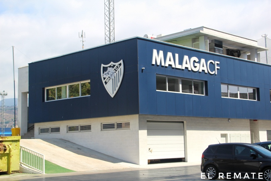 El Málaga reacciona a las palabras de Víctor sobre los transfers de Lorenzo yBenkhemassa