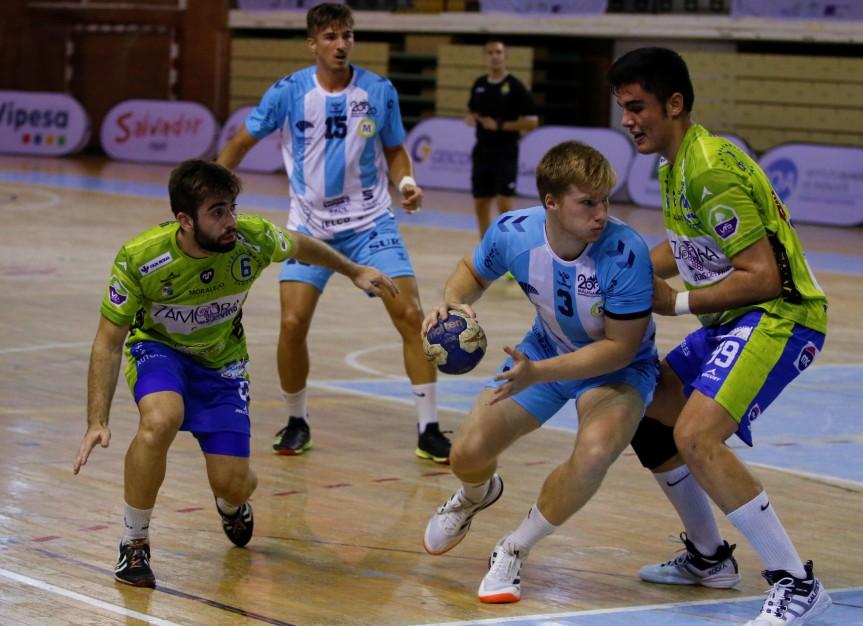 El Ciudad de Málaga se queda sin Copa a las primeras de cambio(23-28)